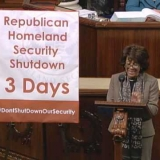 Republican Homeland Security Shutdown